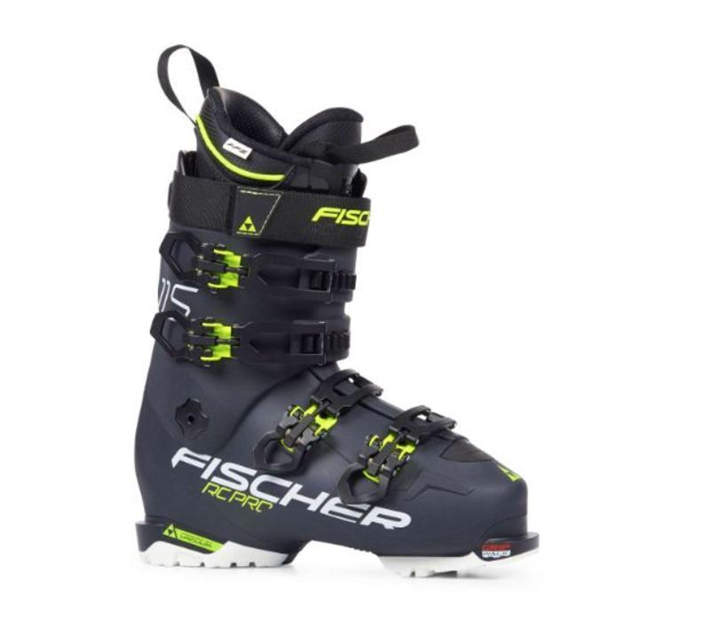 Fischer Rc Pro 115 Walk Pbv Dark Grey