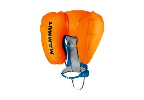 MAMMUT SNOWPULSE Light Protection Airbag 3.0 Dark Cyan