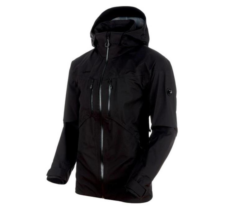Stoney HS Jacket Men Black