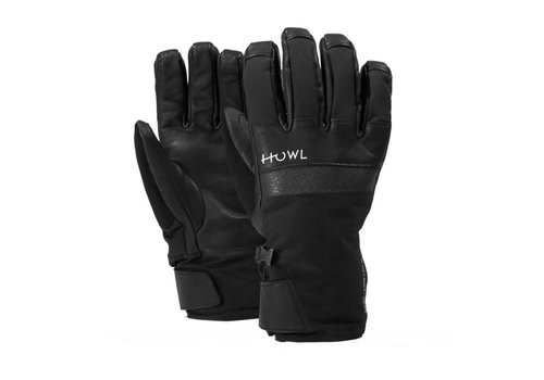 HOWL Howl Tiger Glove Black