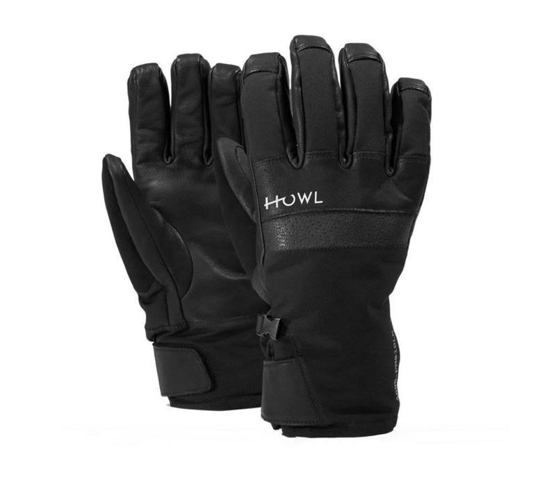 Howl Tiger Glove Black