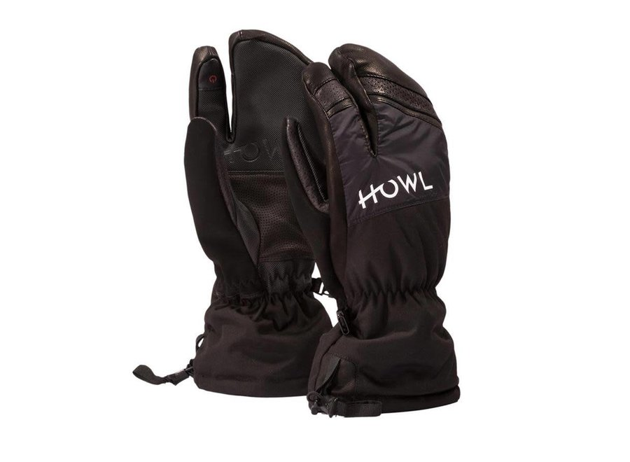 Howl Howl Trigger Mitt Black