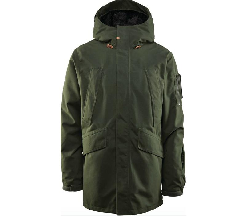 DEEP CREEK JACKET Military