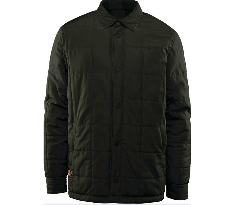 Thirtytwo Drifter Fleece Jacket Olive