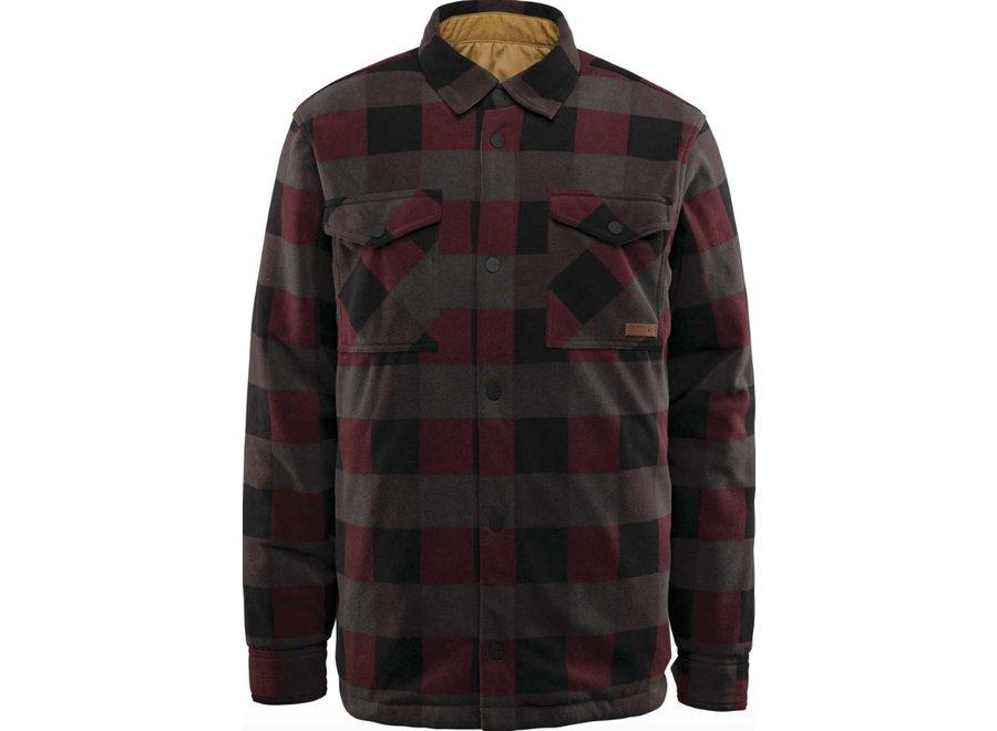 Thirtytwo Drifter Fleece Jacket Charcoal