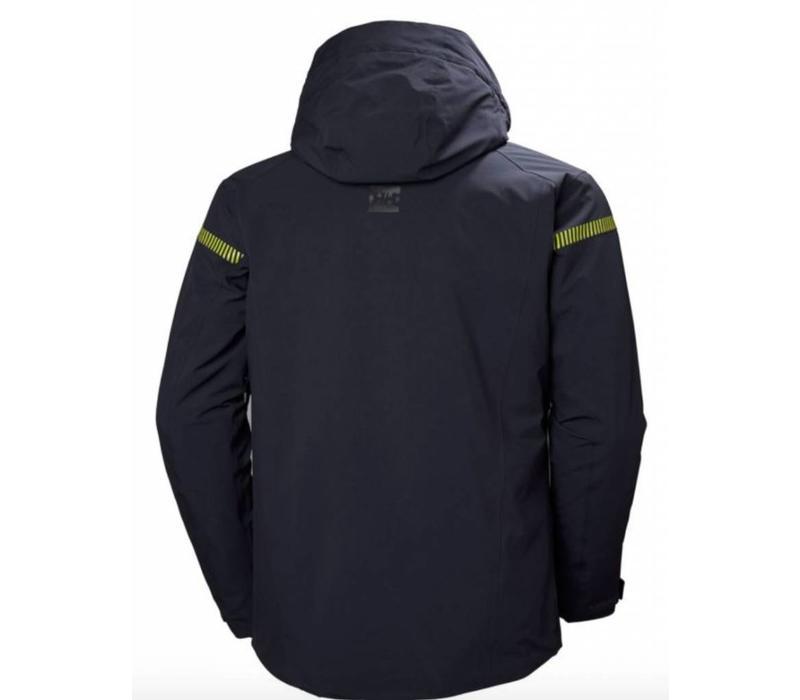 Swift 4.0 Jacket Graphite Blue