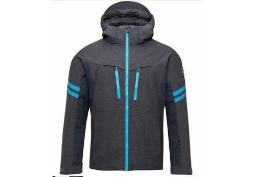 ROSSIGNOL Rossignol Ski Oxford Jacket Heather Blue