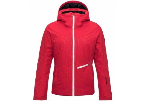 ROSSIGNOL Rossignol Controle Wms Jacket Rosewood