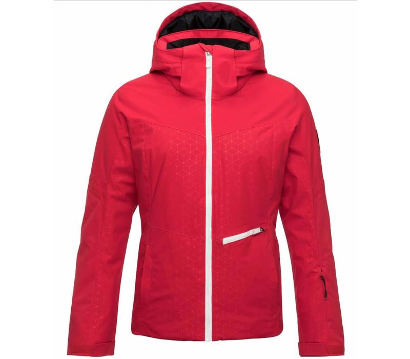 Rossignol Controle Wms Jacket Rosewood