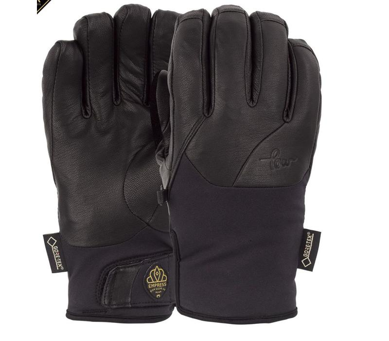 Pow W'S Empress Gtx Glove +Active Black