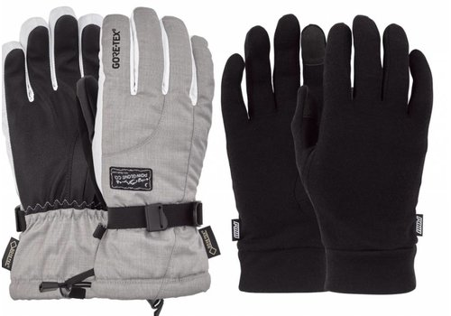 POW W's Crescent GTX Long Glove Ash