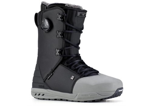 RIDE SNOWBOARDING Ride Fuse Black Snowboard Boot