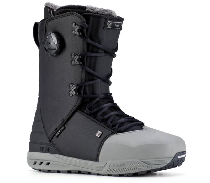 Ride Fuse Black Snowboard Boot