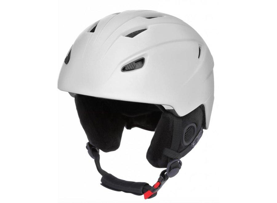 Manbi Park Kids Helmet Matte White