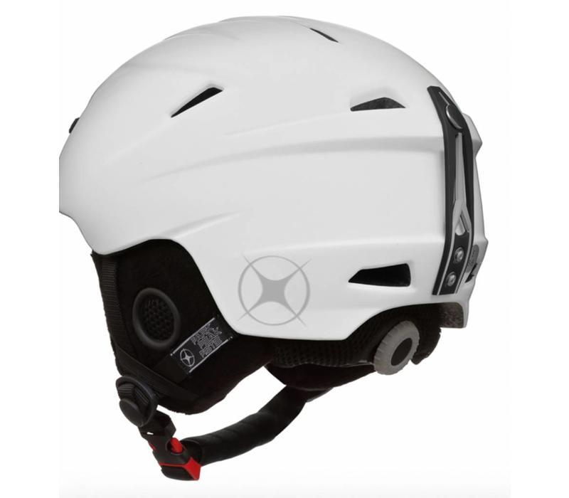 Park Kids helmet Matte White