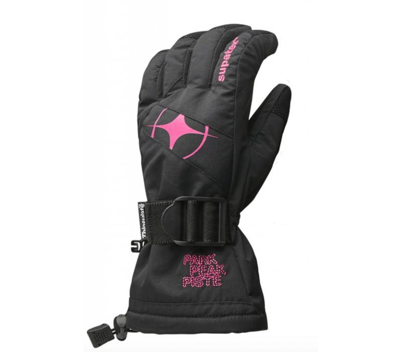 Epic Ski Glove Fuchsia