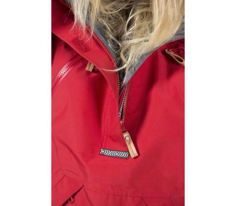KJ Jacket Falu Red