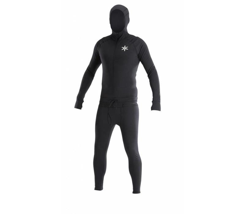 Classic Ninja Suit Black