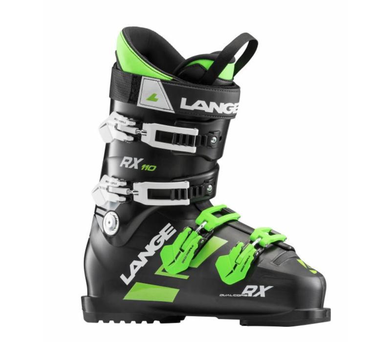 RX 110  Black/Green
