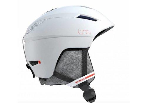 SALOMON Icon2 Helmet W White Pop
