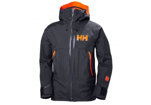 HELLY HANSEN Sogn Shell Jacket Graphite Blue
