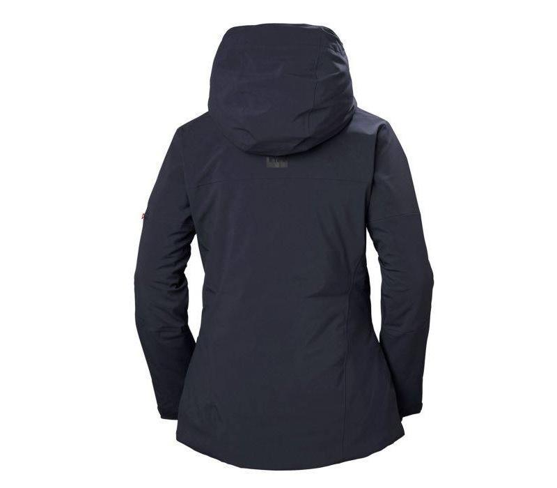 Helly Hansen Motionista Wms Jacket Graphite Blue Goji