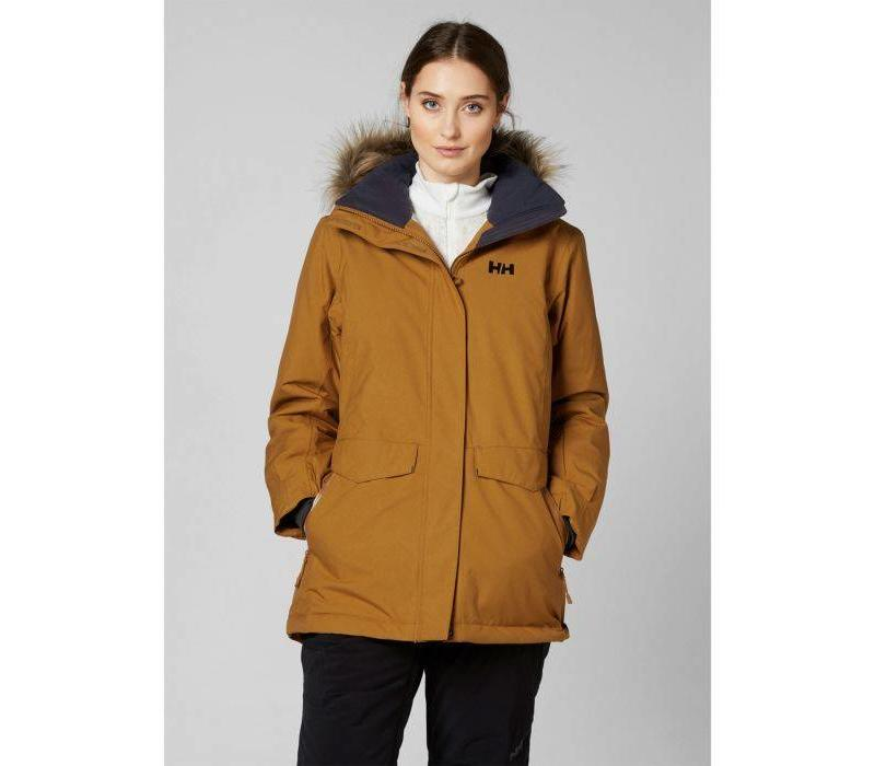 Snowbird Wms Jacket Spice