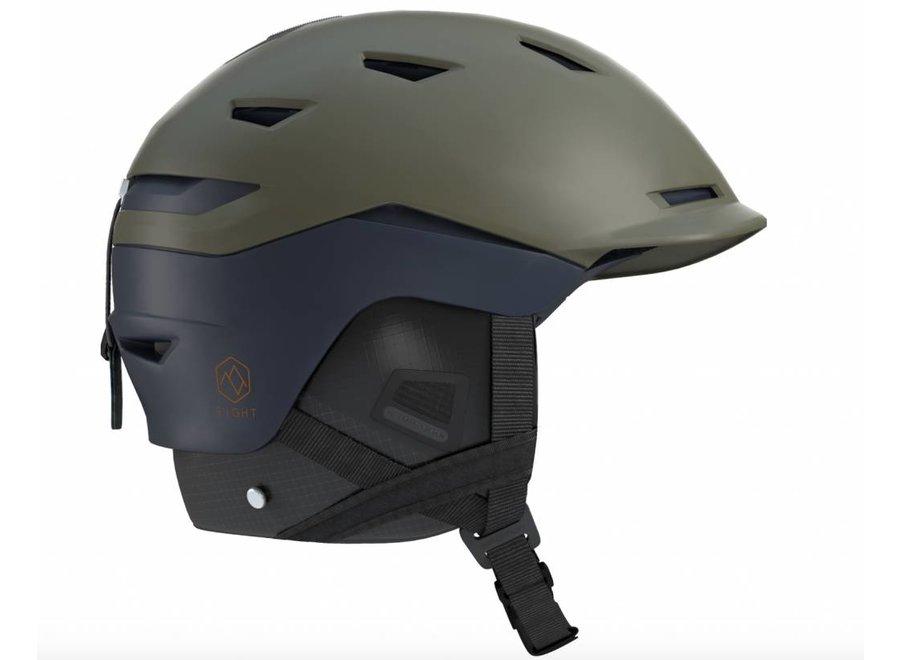 Salomon Sight Helmet M Olive Night