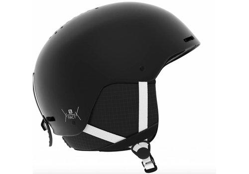 SALOMON Pact Helmet K Black/White