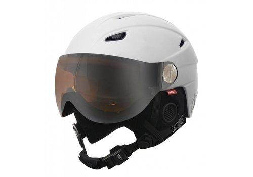 MANBI Manbi Park Visor Kids Helmet White