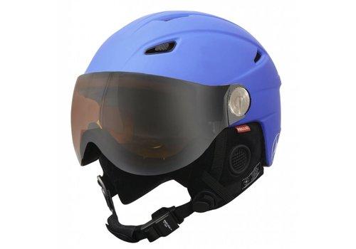 MANBI Manbi Park Visor Kids Helmet Blue