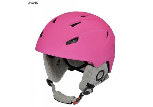 MANBI Park Kids helmet Neon Pink