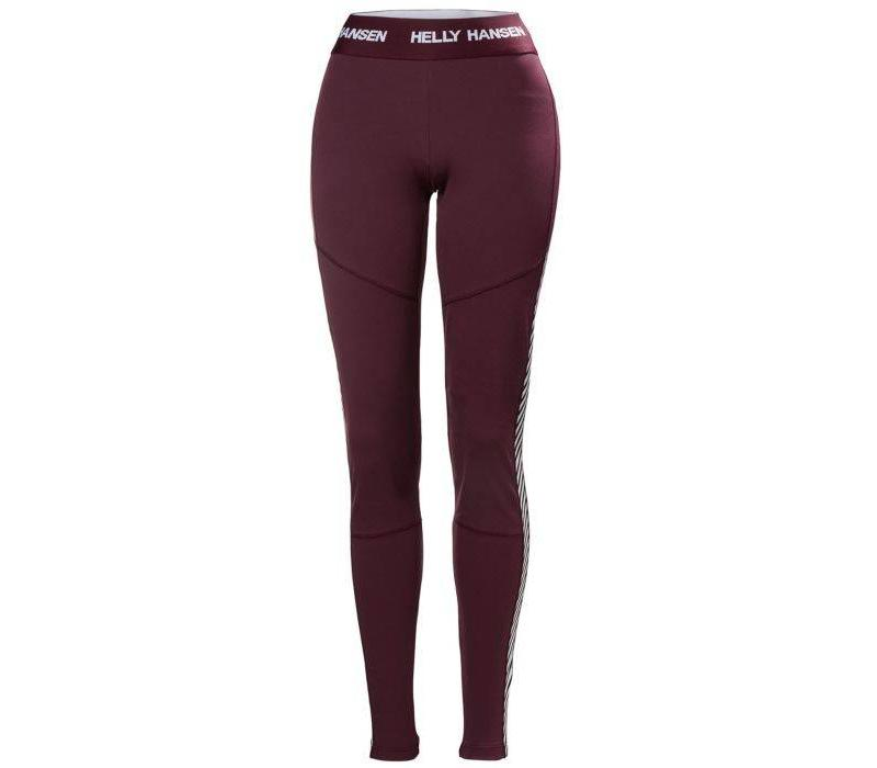 Helly Hansen Hh Lifa Wms Pant Wild Rose