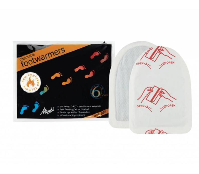 Footwarmer pack
