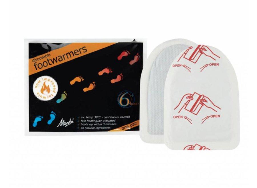 Manbi Footwarmer Pack