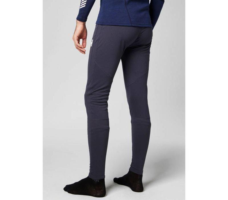 HH Lifa Active Pant Graphite Blue