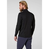 HH Lifa Active 1/2 Zip Black