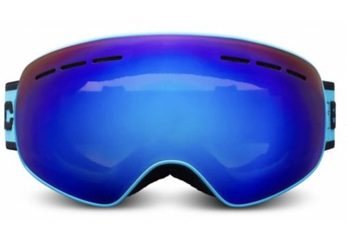 BLOC Small fit Moon Goggle Blue