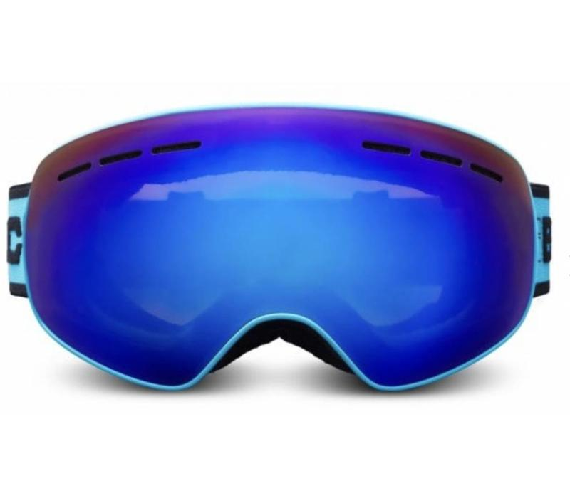 Small fit Moon Goggle Blue