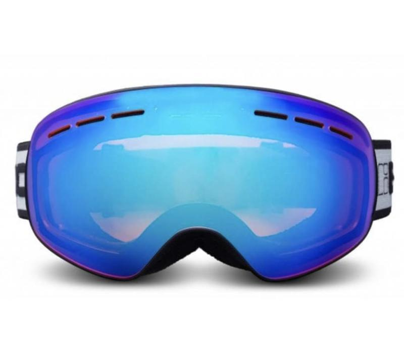 Small fit Moon Goggle Black
