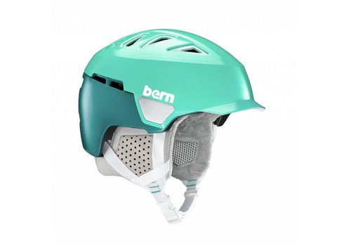 BERN HEIST BRIM Uni S.Teal Grn