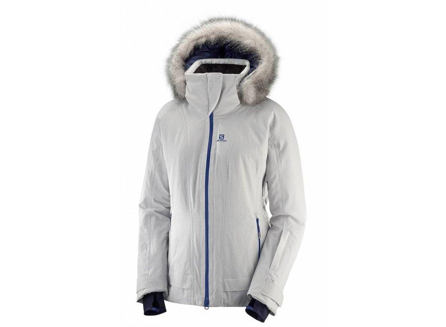 Salomon Weekend Plus Jacket W Vapor Heather