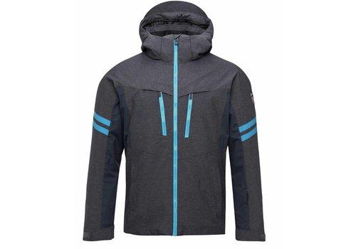 ROSSIGNOL Rossignol Ski Oxford Jacket Heather Grey