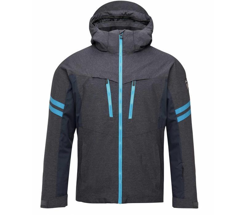 Ski Oxford Jacket Heather Grey