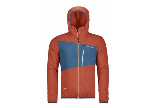 ORTOVOX Swisswool Zebru Jacket M Orange
