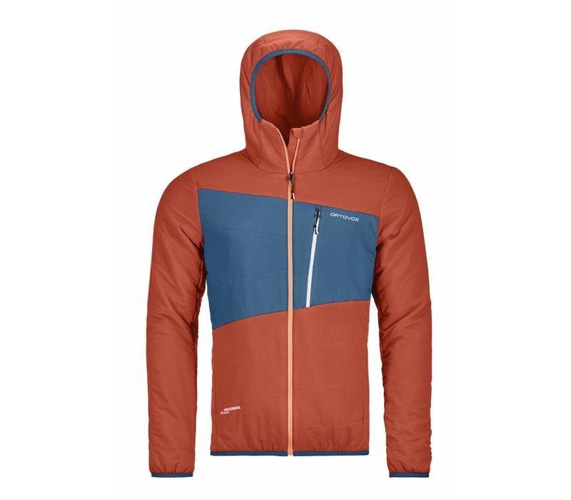 Swisswool Zebru Jacket M Orange
