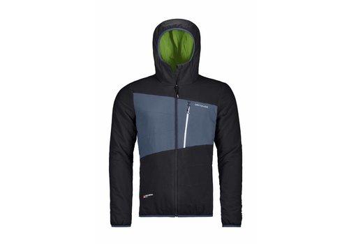 ORTOVOX Swisswool Zebru Jacket M Black