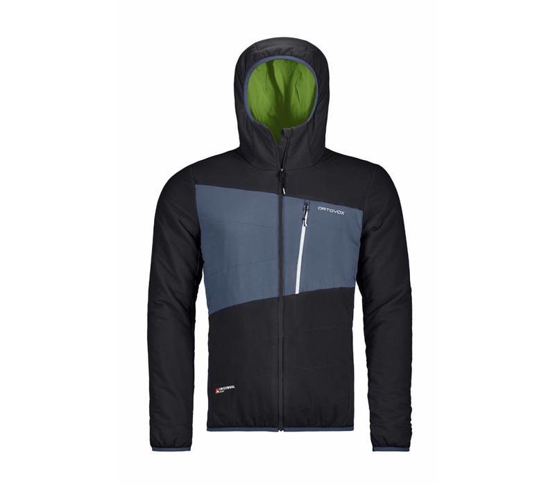 Swisswool Zebru Jacket M Black