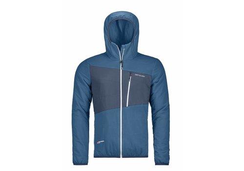 ORTOVOX Ortovox Swisswool Zebru Jacket M Blue