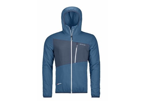 ORTOVOX Swisswool Zebru Jacket M Blue